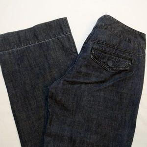Tommy Hilfiger Wide Leg Trouser Jeans - size 4